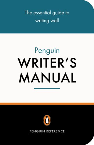 9780140514896: The Penguin Writer's Manual