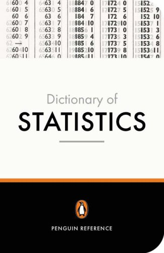 9780140514964: The Penguin Dictionary of Statistics