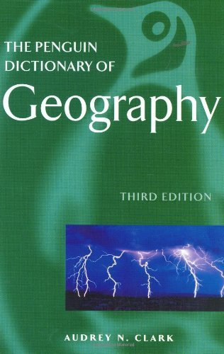 9780140515053: The Penguin Dictionary of Geography (Penguin Reference Books)