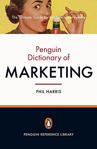 9780140515183: Penguin Dictionary Of Marketing