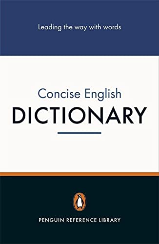 9780140515190: Penguin Concise English Dictionary