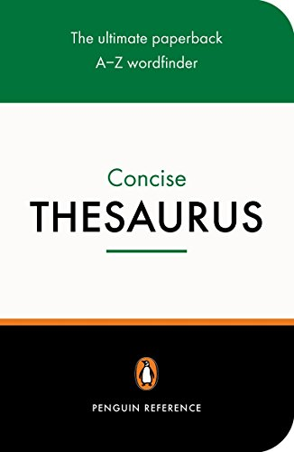 9780140515206: The Penguin Concise Thesaurus (Penguin Reference Books)