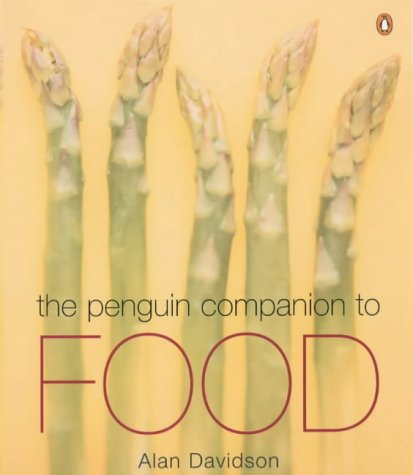 9780140515220: Penguin Companion To Food (Penguin Reference Books)