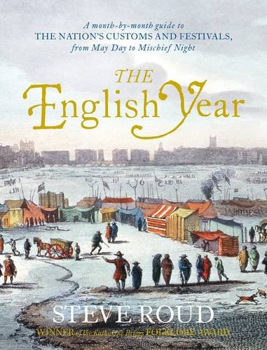 9780140515541: The English Year :