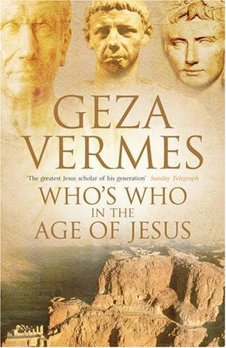9780140515657: Who's Who in the Age of Jesus