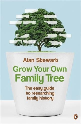 9780140515886: Grow Your Own Family Tree: The Easy Guide to Researching Your Family History