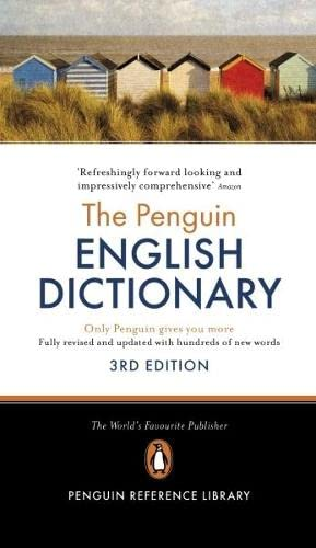 9780140515923: The Penguin English Dictionary