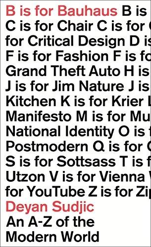 9780140515930: B is for Bauhaus: An A-Z of the Modern World