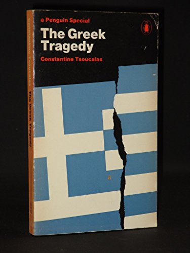 9780140522778: Greek Tragedy (A Penguin special)