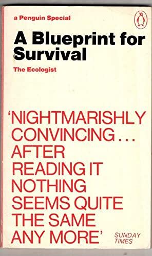 9780140522952: A Blueprint for Survival (Penguin Specials)