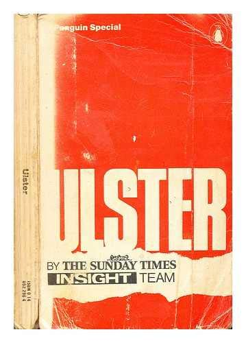 9780140522969: Ulster (A Penguin special)
