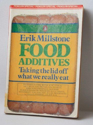 9780140523690: Food Additives (Penguin Specials)