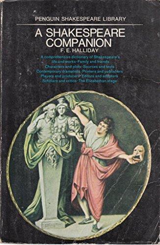 9780140530117: Shakespeare Companion, 1564-1964 (Shakespeare Library)