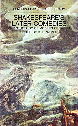 9780140530179: Shakespeare's Later Comedies ; An Anthology of Modern Criticism (Shakespeare Library)