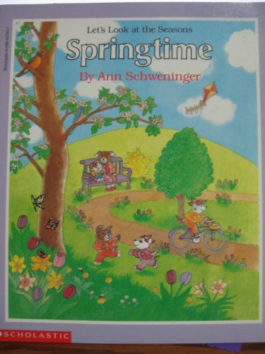 9780140540543: Springtime (Let's Look at the Seasons)