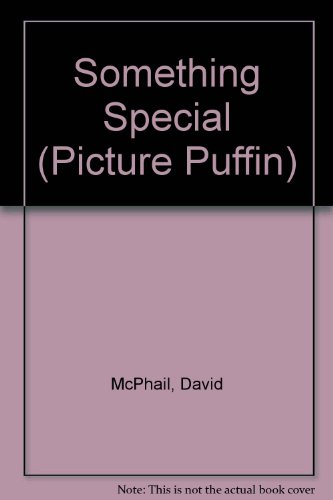 9780140540604: Something Special (Picture Puffin)