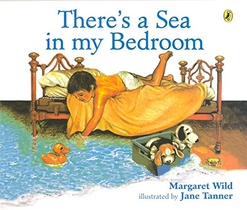 There's a Sea in My Bedroom (Picture Puffin) (0140540644) by Wild, Margaret