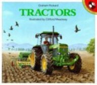 9780140540758: Tractors (Picture Puffin Fact Books)