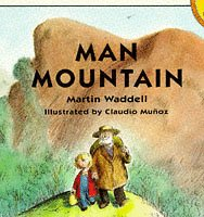 9780140540796: Man Mountain (Picture Puffin)