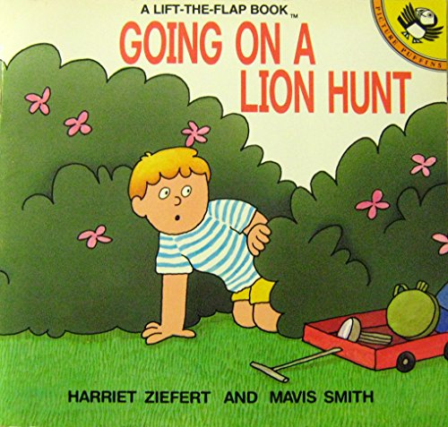 9780140540833: Going on a Lion Hunt: Life the Flap Book