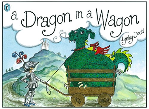 9780140540857: A Dragon in a Wagon (Picture Puffin)