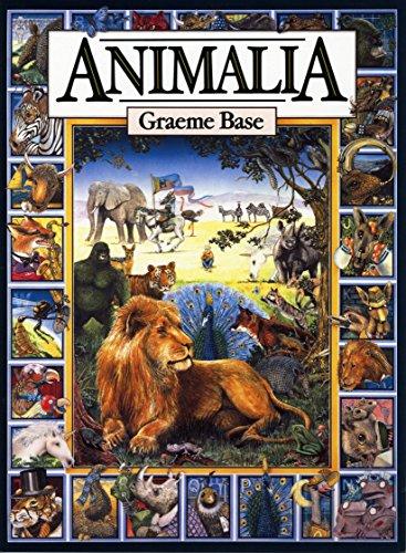9780140541120: Animalia (Picture Puffin)