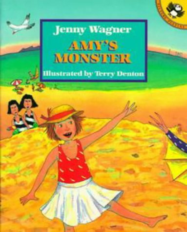 9780140541205: Amy's Monster (Picture Puffin)