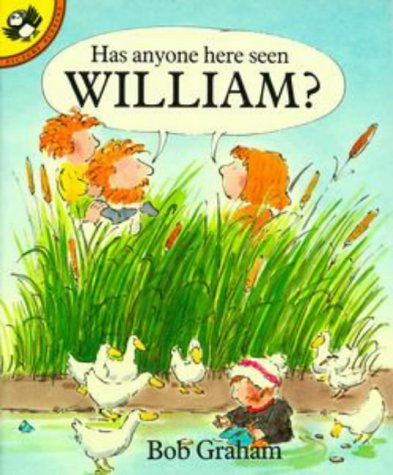 9780140541328: Has Anyone Here Seen Seen William? (Picture Puffin)