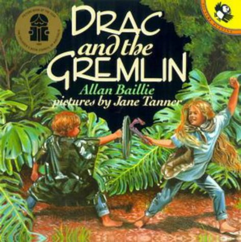 9780140541427: Drac and the Gremlin (Picture Puffin S.)