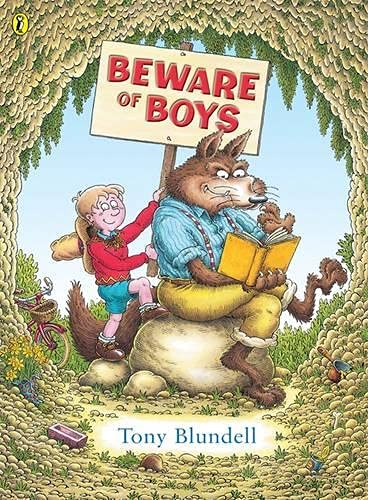 9780140541564: Beware of Boys (Picture Puffin)