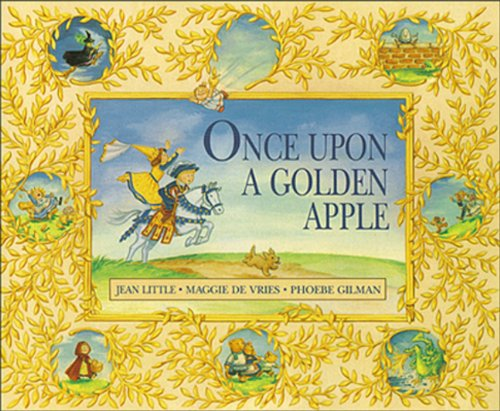 Once upon a Golden Apple (Picture Puffins): Jean Little; Maggie