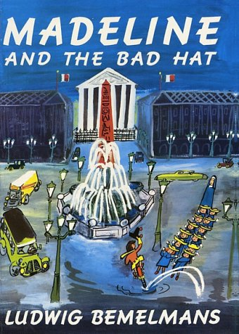 9780140541830: Madeline and the Bad Hat