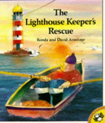 9780140541854: The Lighthouse Keeper's Rescue (Picture Puffin S.)