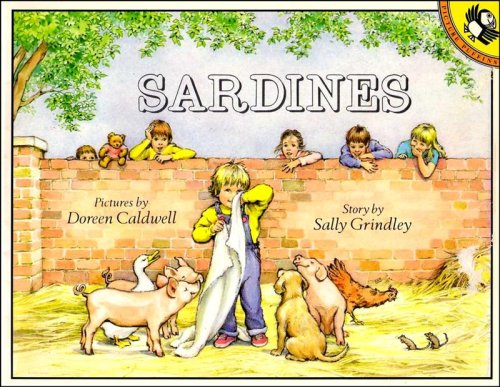 9780140541960: Sardines (Picture Puffin)