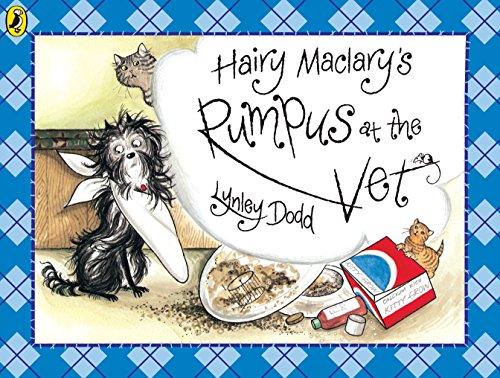 9780140542400: Hairy Maclary's Rumpus At The Vet
