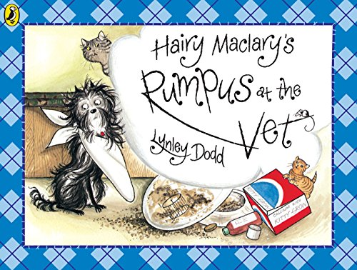 9780140542400: Hairy Maclary Rumpus At the Vet (Hairy Maclary and Friends)