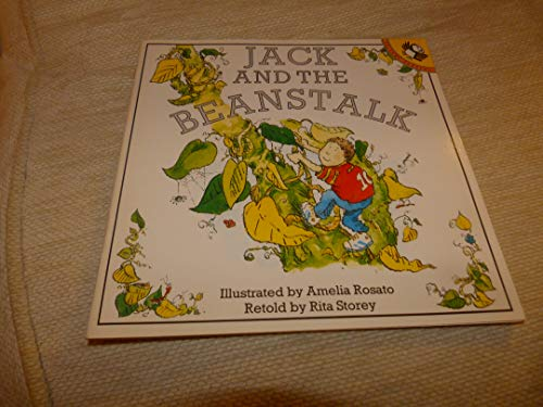 9780140542592: Jack and the Beanstalk (Picture Puffin)
