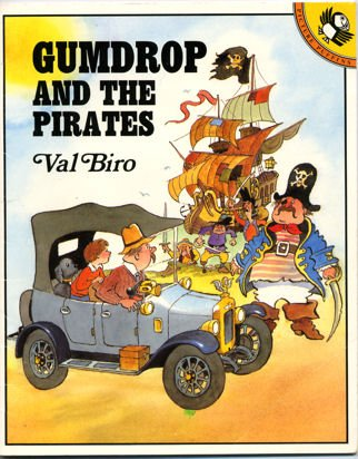 Gumdrop And The Pirates (Picture Puffin) (9780140542615) by Biro, Val