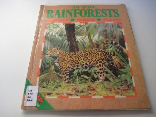 9780140542806: Life in the Rainforests (Picture Puffin)