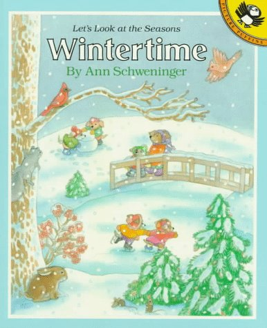 9780140542868: Wintertime: Let's Look at the Seasons