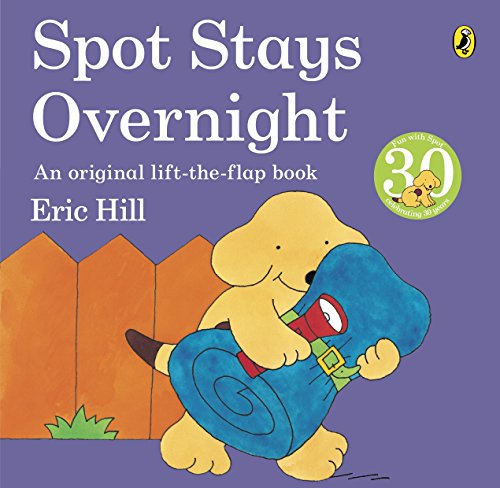 9780140542899: Spot Stays Overnight