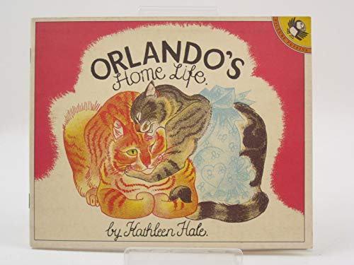 9780140543025: Orlando's Home Life (Orlando the Marmalade Cat)
