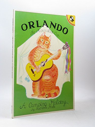 9780140543049: Orlando (the Marmalade Cat): Camping Holiday (Picture Puffin)