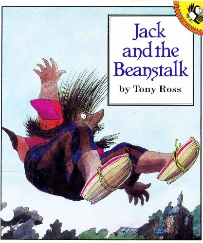 9780140543131: Jack and the Beanstalk (Picture Puffin)