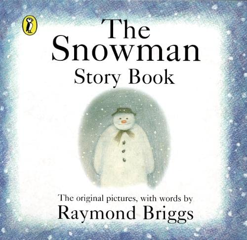 9780140543216: The Snowman: Story Book (Picture Puffin)