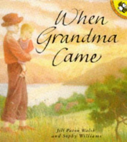 9780140543278: When Grandma Came (Picture Puffins)