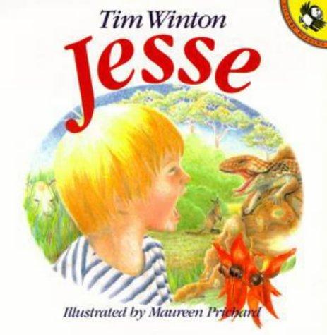 9780140543292: Jesse (Picture Puffin)