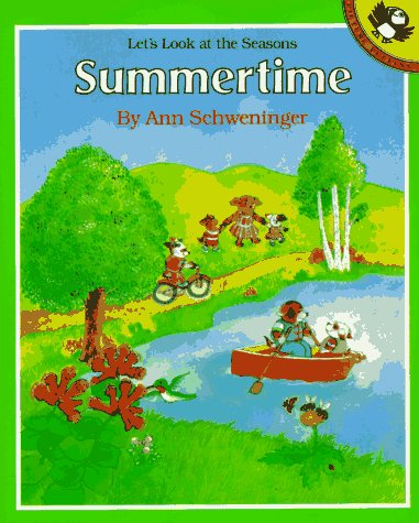 9780140543315: Summertime (Let's Look at the Seasons)