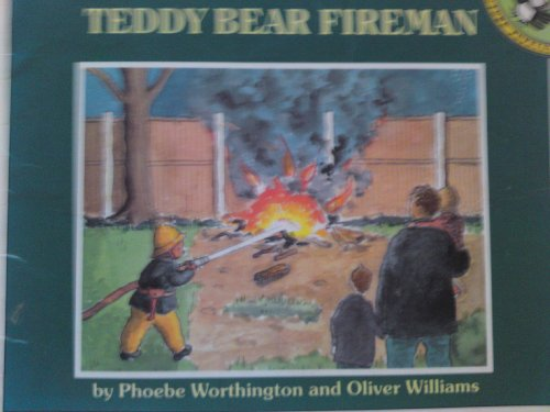 9780140543360: Teddy Bear Fireman (Picture Puffin)