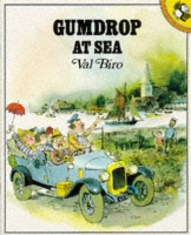 Gumdrop at Sea (Picture Puffin) (9780140543513) by Biro, Val